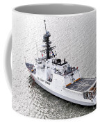 U.s. Coast Guard Cutter Stratton Coffee Mug