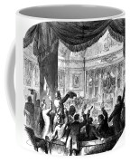 U.s. Congress: House, 1856 Coffee Mug