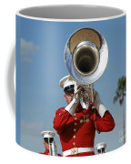 U.s. Marine Corps Drum And Bugle Corps Coffee Mug