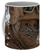 U.s. Marine Covered In Dirt Coffee Mug