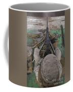 U.s. Marine Fires An M2 .50-caliber Coffee Mug