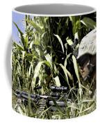 U.s. Marine Maintains Security Coffee Mug