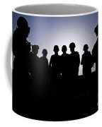 U.s. Marines And Civilian Contractors Coffee Mug