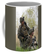 U.s. Marines Communicate Coffee Mug