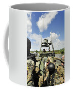 U.s. Navy Riverine Squadron Coffee Mug