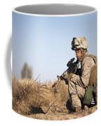 U.s. Navy Soldier Participates Coffee Mug