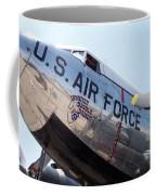 Usaf Douglas Dc-3 Transport Aircraft Coffee Mug