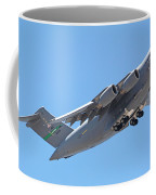 Usaf C-17 Lift Off  Coffee Mug