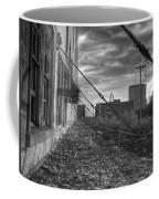 Usa's Most Dangerous City Coffee Mug by Jane Linders