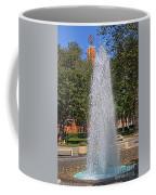 Usc's Fountain Coffee Mug