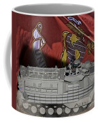 Usmc Aav7 Coffee Mug