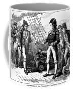 Uss Chesapeake, 1807 Coffee Mug