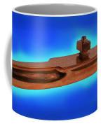 Uss Enterprise Cvan 65 Bronze Coffee Mug