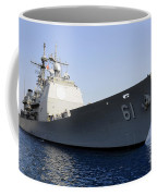 Uss Monterey Arrives Coffee Mug
