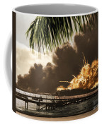 U S S Shaw Pearl Harbor December 7 1941 Coffee Mug