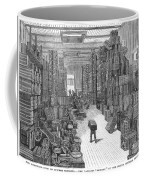 Vacation Travel, 1882 Coffee Mug