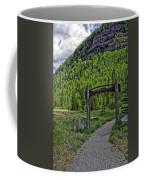 Vail Memorial Park Coffee Mug