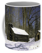 Valley Forge Winter Coffee Mug