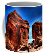 Valley Of Fire Monuments Coffee Mug