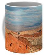 Valley Of Fire Nevada Coffee Mug