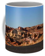 Valley Of Fire Winding Road Coffee Mug
