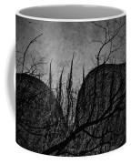 Valley Of Sticks Coffee Mug