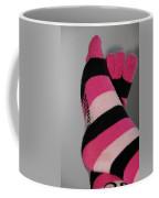 Val's Feet Coffee Mug