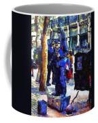 Van Gogh Is Captivated By A San Francisco Street Performer . 7d7246 Coffee Mug
