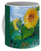 Van Gogh Sunflowers Coffee Mug