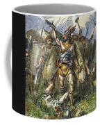 Vandal Invasion Of Rome Coffee Mug