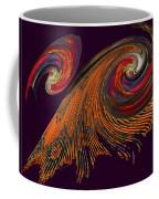 Variegated Abstract Coffee Mug