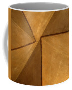 Vaulted Abstract II Coffee Mug