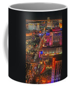 Vegas Strip Coffee Mug