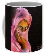 Veiled Beauty Coffee Mug