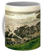 Velencia Island Shore Coffee Mug