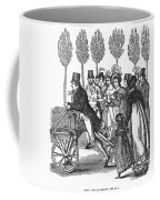 Velocipede, 1827 Coffee Mug