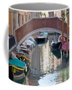 Venetian Canal Coffee Mug