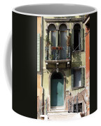 Venetian Doorway Coffee Mug