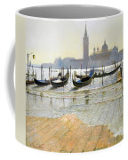 Venice At Dawn Coffee Mug