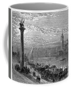 Venice: Grand Canal, 1875 Coffee Mug