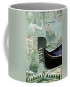 Venice Montage Coffee Mug