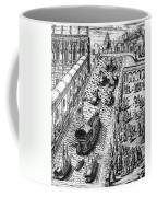 Venice: Procession Coffee Mug
