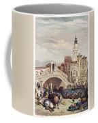 Venice: Rialto, 1833 Coffee Mug