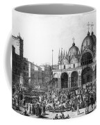 Venice: Saint Marks, 1797 Coffee Mug