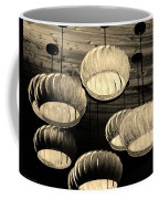 Vented Lights In Sepia Coffee Mug