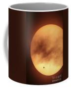 Venus Transiting In Front Of The Sun Coffee Mug