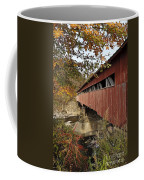 Vermont Covered Bridge Coffee Mug