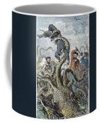 Verne: 20,000 Leagues, 1870 Coffee Mug