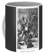 Verne: Around The World Coffee Mug