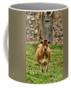 Vernon County Cow Coffee Mug